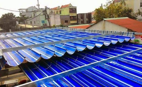 Báo Giá Lắp Đặt Mái Hiên Di Động, Làm Mái Bạt Xếp Lượn Sóng Giá Rẻ Tại Đồng Nai